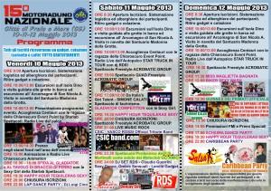 Brochure BACK Motoraduno 1000PZ